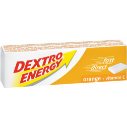 Dextro Energy Orange + Vitamin ACE Stange, 1 Stück