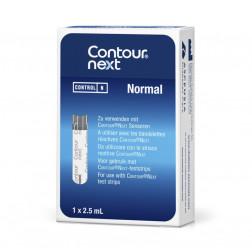 Contour Next Normal - Kontrolllösung, 1 x 2,5 ml, 1 Stück