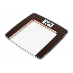 Beurer GS 490 Design - Glaswaage, 1 Stück