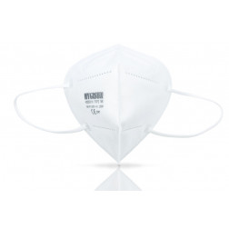 HYGISUN® FFP2 - Atemschutzmaske ohne Ventil, 1 Stück (Maske)