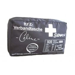 Senada KFZ-Verbandstasche Celine schwarz, 1 Stück