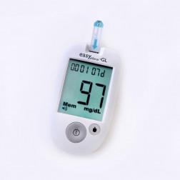 EasyPharm-GL Blutzuckermessgerät - 1 StarterSet mmol/l