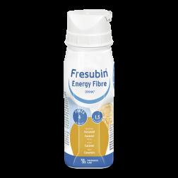 Fresubin Energy fibre Drink Karamell Trinkflasche, 4 x 200 ml