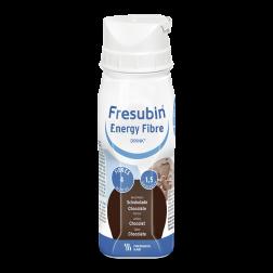 Fresubin Energy fibre Drink Schokolade Trinkflasche, 4 x 200 ml