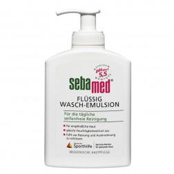 Sebamed flüssig Waschemulsion mit Spender 200 ml, 1 Stück