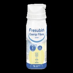 Fresubin Energy fibre Drink Vanille Trinkflasche, 4 x 200 ml