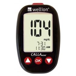 Wellion Calla Mini Blutzuckermessgerät - 1 Set, mg/dl