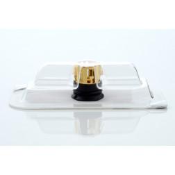 Accu-Chek Insight Batteriefachabdeckung, 2 Stück