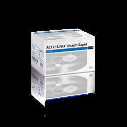 Accu-Chek Insight Rapid Kanüle 8 mm, 25 Stück