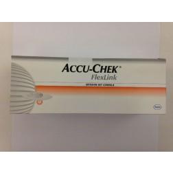Accu-Chek FlexLink Kanülen, 10 mm, 10 Stück