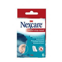 Nexcare™ Blood Stop Nasenstöpsel, 6 Stück