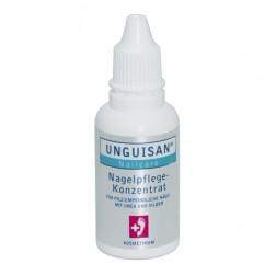 Unguisan Nailcare Nagelpflegekonzentrat für Pilz-empfindliche Nägel mit Urea und Silber 30 ml, 1 Stück