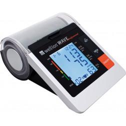 Wellion WAVE professional Blutdruckmessgerät Oberarm, 1 Stück