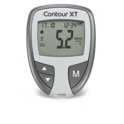 Contour XT Blutzuckermessgerät - 1 Set, mmol/l