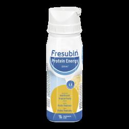 Fresubin Protein Energy Drink Multifrucht Trinkflasche, 4 x 200 ml