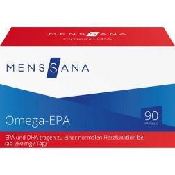 Omega EPA MensSana Kapseln, 90 Stück