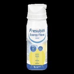 Fresubin Energy fibre Drink Banane Trinkflasche, 4 x 200 ml