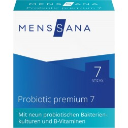 Probiotic premium 7 MensSana Pulver, 7 x 2 g