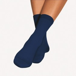 Bort SoftSocks weit Gr. 41 - 43 marineblau, 1 Paar