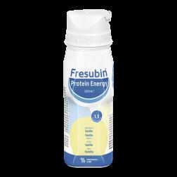 Fresubin Protein Energy Drink Vanille Trinkflasche, 4 x 200 ml