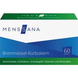 Brennnessel Kürbiskern MensSana, 60 Stück