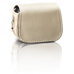 Accu-Chek Insight Schutzhülle aus Leder elegant, 1 Stück