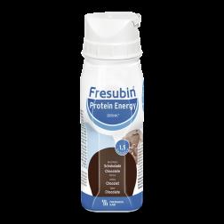 Fresubin Protein Energy Drink Schokolade Trinkflasche, 4 x 200 ml