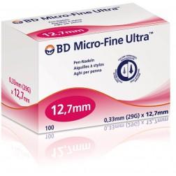 BD Micro-Fine ULTRA, 12 mm - Pen Nadeln, 100 Stück