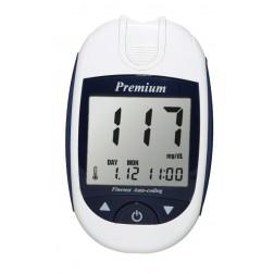 Finetest Auto-Coding Premium Blutzuckermessgerät -  1 Set, mg/dl