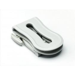 Accu-Chek Clip weiß - für Schutzhüllen aus Silikion, 1 Stück