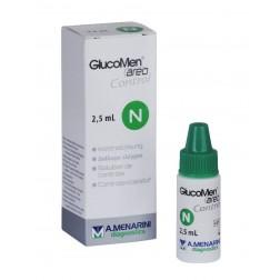 GlucoMen areo Kontrolllösung N, 1 x 2,5 ml, 1 Stück