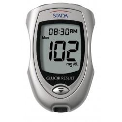 Stada Gluco Result Blutzuckermessgerät - 1 Set, mg/dl