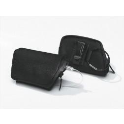 Schutzhülle Nylon schwarz mit Clip - für Accu-Chek Spirit, 1 Stück
