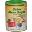 Feine klare Suppe, (lt. Gesetz ohne geschmacksverstärkende Zusatzstoffe), 25l (500g) 1 Stück