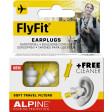 Alpine Flyfit Ohrstöpsel, 2 Stück