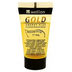 Wellion GOLD Sirup Energy Plus Flüssigzucker, 40g, 1 Stück