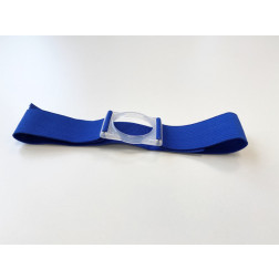 Trageband für FreeStyle Libre Sensor, blau, 1 Stück