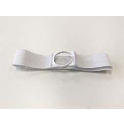 Trageband für FreeStyle Libre Sensor, weiß, 1 Stück