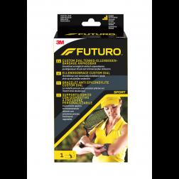 FUTURO Custom Dial Tennis-Ellebogen-Bandage, 1 Stück