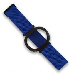 Eversense Fixierband M (25 - 35 cm), royalblau, 1 Stück